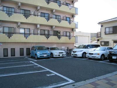 【駐車場】スカイコート神奈川新町