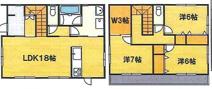 茂原市東郷冨士見 新築戸建 JR外房線「茂原駅」の画像