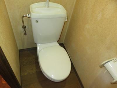 【トイレ】エステートピアハーブ