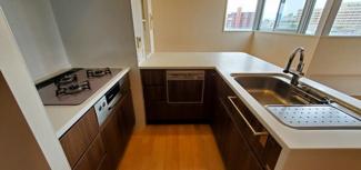 食洗機付のお料理しやすいキッチンです