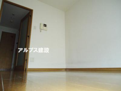 【寝室】野毛山ポートヒルガーデン