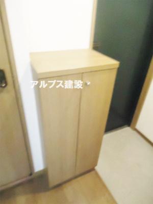【収納】野毛山ポートヒルガーデン