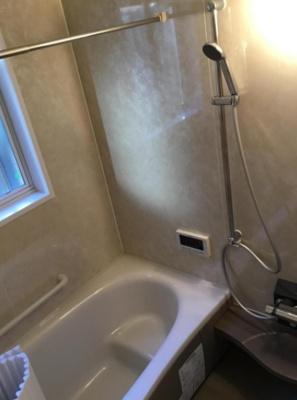 【浴室】福山市明王台中古戸建て