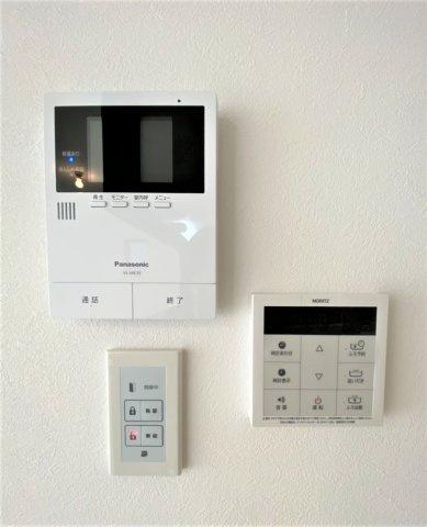 仕様によって床暖房なども♪冬でも足元温かく^^テレビモニター付きインターホンで来客のお顔も確認できます♪