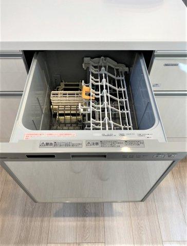 食洗器で水道代もお安くご利用いただけます。