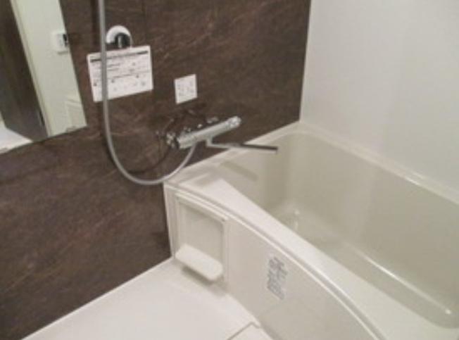 【浴室】ベルバウム
