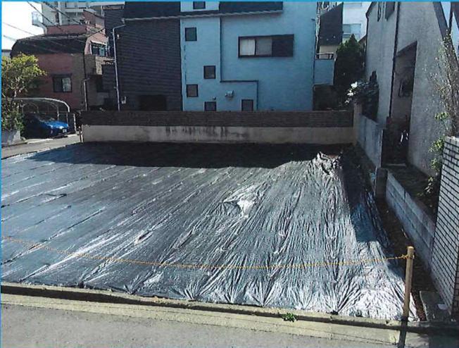 【外観】新宿区原町1丁目 条件付き売地