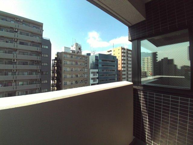 【彰文居エフレコエー向丘】8階からの眺望です。