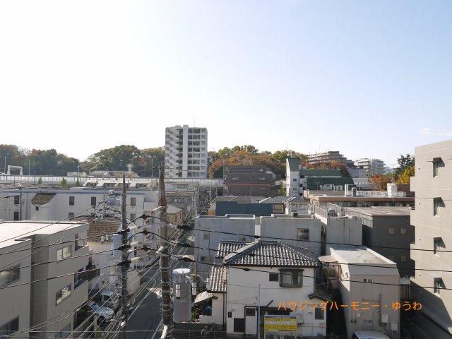 【展望】キャニオンマンション第4高島平