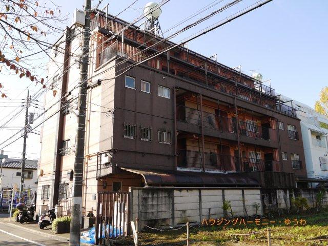 【外観】キャニオンマンション第4高島平