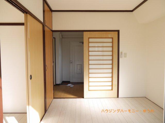 【洋室】キャニオンマンション第4高島平