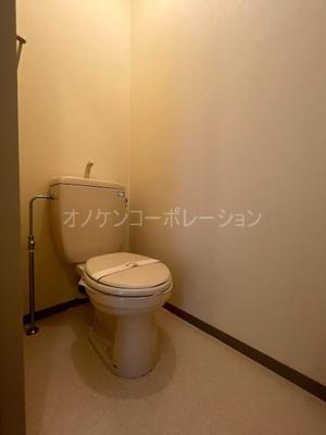 【トイレ】クレールⅡ