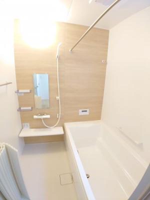 【浴室】三木市第6宿原 1号棟 ~新築一戸建~