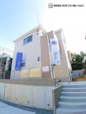 【外観】三木市第6宿原 1号棟 ~新築一戸建~