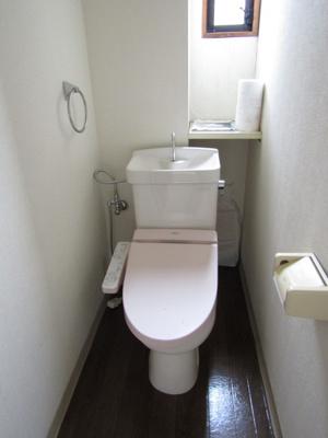 【トイレ】アロマージュフォレスト