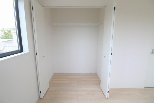 【収納】 2階6帖洋室の収納です♪