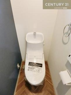 【トイレ】高槻市登美の里町