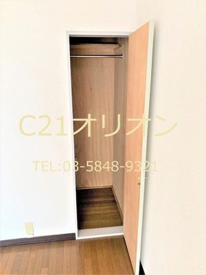 【収納】プレステージ練馬豊玉