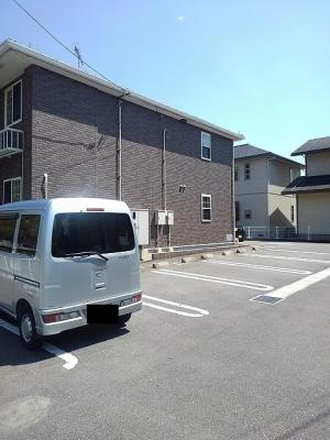 【駐車場】スプリング・ワンA