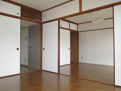 【居間・リビング】大建アーバンハイツ