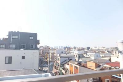 ☆5階からの眺望☆※同物件別仕様の参考写真です