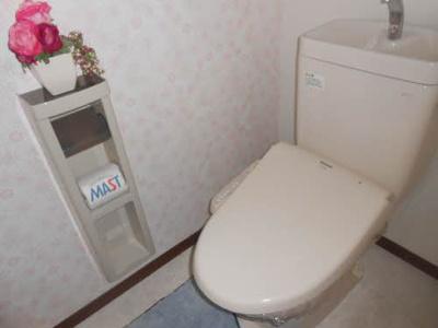 【トイレ】プレジオ A.B棟