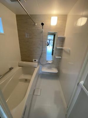【浴室】宇治市菟道丸山 新築戸建