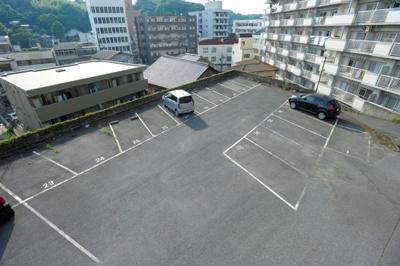 【駐車場】ウエストビレッジ