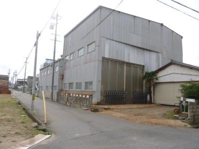 【外観】午起貸工場