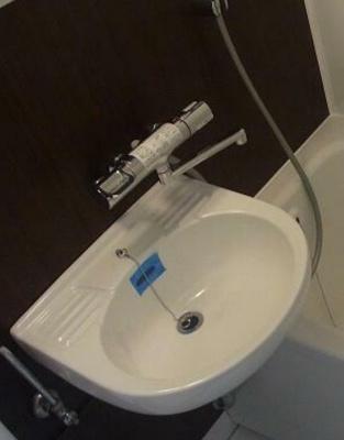 【洗面所】レスポワール南馬込