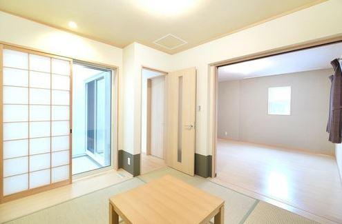 【和室】堺市西区浜寺元町 新築一戸建て