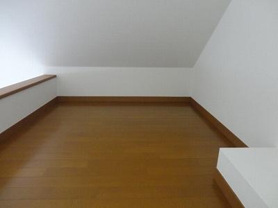 ロフト付でお部屋もスッキリ(同一仕様写真)