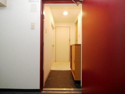 【玄関】スペース南4条