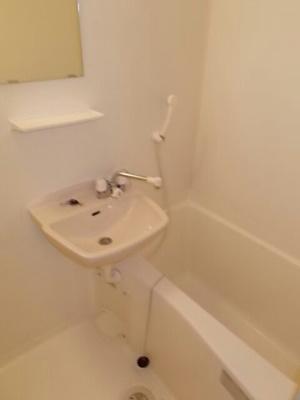 【浴室】ジュネス黒髪