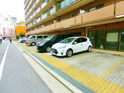 【駐車場】朝日プラザ堺東Ⅱ