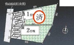 【区画図】見沼区小深作第2