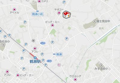 【地図】レオネクストスマイルシダー(54766-107)