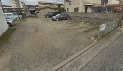 【外観】東うねの駐車場