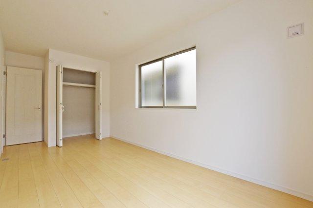 -同社施工例- 収納も豊富に取りました、スッキリとした空間で過ごせますね。