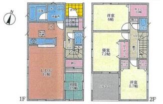 垂水区青山台5  新築戸建2号棟 仲介手数料無料!