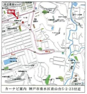 垂水区青山台5  新築戸建3号棟 仲介手数料無料!
