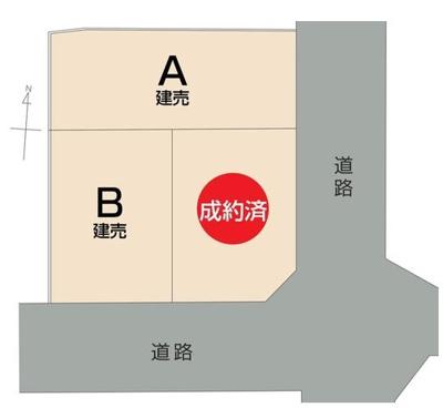 【A号地】並列2台駐車可能です(車種による)!物件に関するお問い合わせはお気軽にどうぞ♪