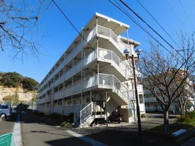 【外観】ビレッジハウス鎌倉4号棟