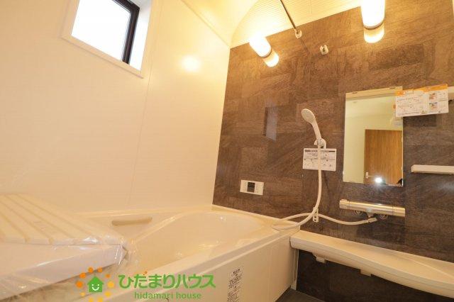 【浴室】幸手市中1丁目 未 入 居 一戸建て