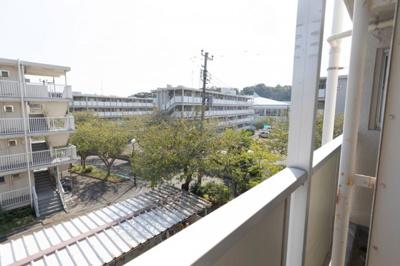 【展望】ビレッジハウス鎌倉6号棟