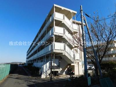 【エントランス】ビレッジハウス鎌倉6号棟