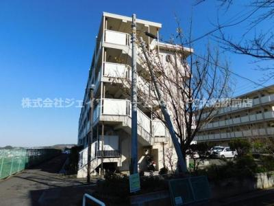【外観】ビレッジハウス鎌倉6号棟
