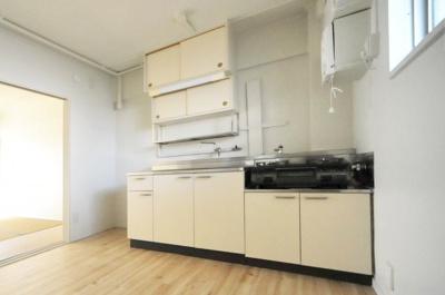【キッチン】ビレッジハウス鎌倉6号棟