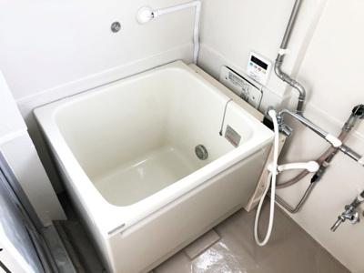 【浴室】ビレッジハウス鎌倉6号棟