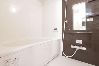 【浴室】リベール明石西江井ヶ島